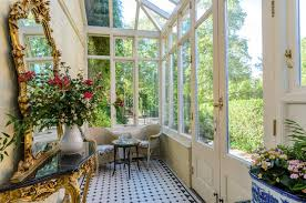 Belfast Homes For Sale British Colonial Sunroom