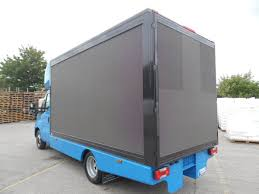 99 Truck Craft Bodies On Twitter Mobile TV Built On An Iveco Daily