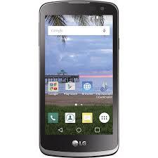 Amazon TracFone LG Rebel 4G LTE Prepaid Smartphone Cell