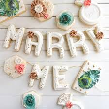 691 Best Wedding Cookies Images On Pinterest