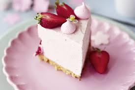no bake erdbeer cheesecake