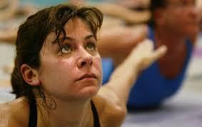 Bikram Yoga At Hot