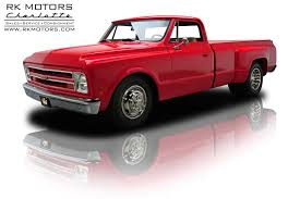 132489 1969 Chevrolet C20 RK Motors Classic Cars For Sale