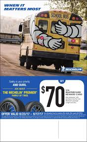 Michelin Tire Dealers To Advertise 2017 Fall Rebate Promotion ... Michelin Toolbox Pick Up By Yee Olvera Hamilton Cianciolo Keys Heavy Truck Xzl Tyres For Daf Dealer Tbf Thompsons Xf 510 Demonstrator Michelin Tire Data Book June Pdf Gerry Jones Transport Amongst First To Fit New X Multi D Whosale In Europe With 60 Year Experience Vrakking Tires Launches Energy Tire Regional Transport 750 16 Light Semi Sizes Made India Guard Radial Truck Tyre Launched At Inr