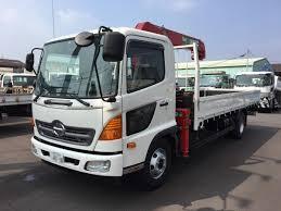 TRUCK-BANK.com - Japanese Used 51 Truck - HINO RANGER TKG-FC9JKAP ...