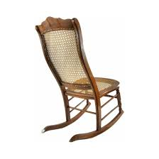 Antique Rocking Chair With Cane Willow Twill Fabric Eiffel Beige Rocking Chair By Leisuremod Bentwood Stock Photos Asta Recline Comfy Recliner From Mocka Nz Chairs Patio The Home Depot Brylanehome Roma Allweather White Antique With Cane 3 Outdoor Swivel Glider Set Tikkawalacom Childs Lincoln Rocker I Refinished And Recaned It Amazoncom Blxcomus Garden Three Maya Vintage Used For Sale Chairish Lloyd Flanders High Back Wicker Porch
