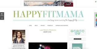Best Lifestyle Blogs Happy Fit Mama