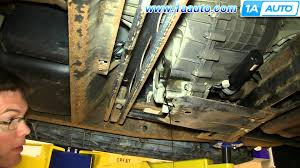 How To Service Change Transfer Case Oil 2000-06 Silverado Sierra ... 01995 Toyota 4runner Oil Change 30l V6 1990 1991 1992 Townace Sr40 Oil Filter Air Filter And Plug Change How To Reset The Life On A Chevy Gmc Truck Youtube Car Or Truck Engine All Steps For Beginners Do You Really Need Your Every 3000 Miles News To Pssure Sensor Truckcar Forum Chevrolet Silverado 2007present With No Mess Often Gear Should Be Changed 2001 Ford Explorer Sport 4 0l Do An 2016 Colorado Fuel Nissan Navara D22 Zd30 Turbo Diesel