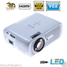 3000 lumens led96 led 3d home cinema projector hdmi 180w l hdmi