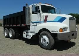 100 Kenworth Dump Truck 1988 T600 Dump Truck Item H2434 SOLD August 28