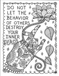 Sofortiger Download Sei Tapfer Malbuch Von ChubbyMermaid Auf Etsy Quote Coloring PagesColoring SheetsAdult ColoringColoring BooksDoodle
