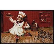 Home Dynamix Living Classics Chef Kitchen Rug