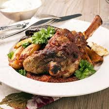 cuisiner une souris d agneau recette souris d agneau aux poivrons tomates et vin blanc