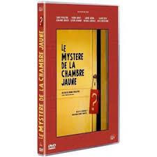 le myst e de la chambre jaune le mystère de la chambre jaune dvd dvd zone 2 bruno podalydès