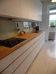 unsere ikea küche mit nodsta front ikea küche moderne