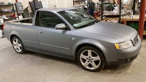 100 Performance Truck Audi S4 Pickup Is Real Smyth Makes German Ute