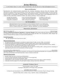 Executive Chef Resume Objective Examples Professional Line Cook Job