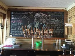 the bar Picture of Blind Squirrel Brewery & Lodge Plumtree