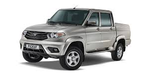 UAZ Patriot Pickup Truck Car UAZ-469 - Pick Up 1280*700 Transprent ...