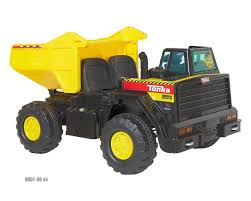 Tonka Mighty Dump 12V Electric Ride On Dump Truck - Australian Toy ...