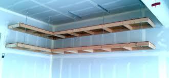 diy garage shelves planwood storage cabinets wood composite