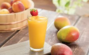 Peach Mango Smoothie Lunch & Dinner Menu