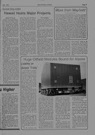 1977 Engineers News - July Gardner Trucking Chino Ca Best Image Of Truck Vrimageco Credit Unions In California Pdf San Joaquin County Multispecies Habitat Cservation And Open Space Dirksen Argosy Next To 90 Peterbilt 362 At Flying J Lodi Ca 050216 Inc 2577 W Yosemite Ave Manteca 95337 Ypcom Flats Solar Project Lions Blind Center Lcboakland Twitter Running Down The Road With A Transportation Renegade Wther It Starts On Barge Boat Train Or Plane Anything Moving Rentals Budget Rental