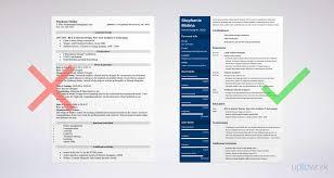 Interior Design Resume Sample and plete Guide  20 Examples