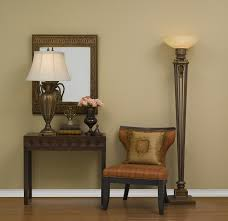 Antique Bronze Torchiere Floor Lamp by Torchiere Floor Lamp Insteon Remote Control Led Light Lamp Plus