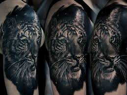 Tiger Tattoo Sleeve For Males
