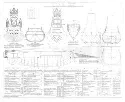 Model Ship Plans Free by French 17th Century Warship La Couronne The Model Shipwright