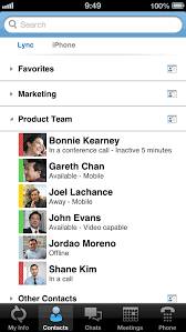 Microsoft Updates Lync 2013 for iPhone iClarified