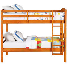 Dorel Bunk Bed by Better Homes And Gardens Leighton Twin Over Twin Wood Bunk Bed