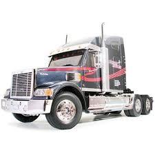 100 Knight Truck Tamiya Hauler Semi Kit TAM56314 RC Planet