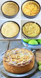 apfel mazarin kuchen apple mazarin cake apfelkuchen mit