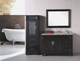 Single Sink Bathroom Vanity bosconi 32 inch antique single sink bathroom vanity cabinet