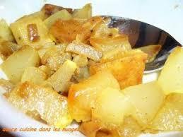cuisiner patisson pâtisson braisé au curcuma recette ptitchef