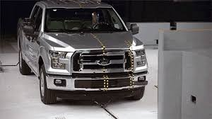 100 Aluminum Ford Truck F150 Crash Test Is More Successful Than It Looks