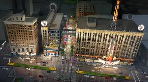 Little Caesars to build 8 story headquarters next to Fox Theatre
