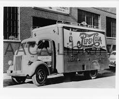 100 1941 Ford Truck Bottlers Rack PepsiCola Factory Photo Ref