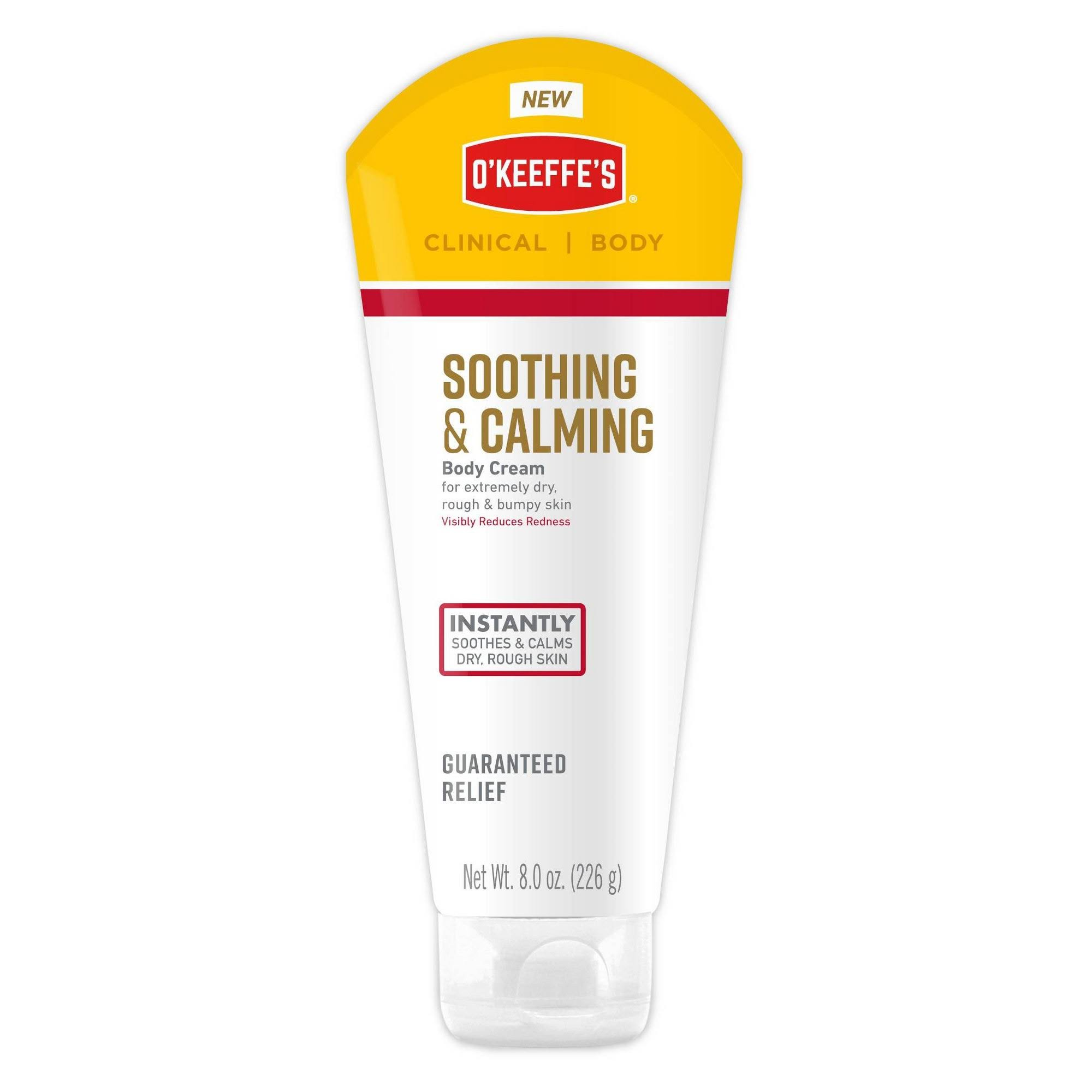 O'Keeffe's Soothing & Calming Body Cream - 8oz