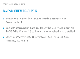 Truck Driver Offers Doubtful Account Of Migrants' Tragic Journey To ... Pilot Flying J Travel Centers Road Randoms 12 Rays Truck Photos Gateway Stop Youtube Tmc Transportation Des Moines Ia Roughly 72 Percent Of San Antonio Gas Stations Out Fuel As Panic I 80 Chrome Shop Travelcenters America Ta Stock Price Financials And News Spent 21 Hours At A Vice Tx Best 2018 Trucker Rudi Lets Look 3 Big Truck Stops In Laredo Texas 0301 Gemini Motor Transportloves Stops 365 Days Tacos Cocula Jalisco Mexican Restaurant
