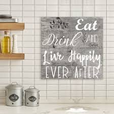 Artissimo Designs Happily Ever After Canvas
