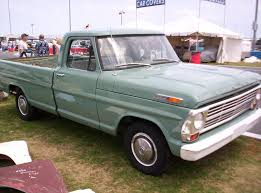 1969 F-100. Color | Trucks And SUV | Pinterest | Ford, Ford Trucks ...