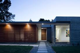 Modern House Fronts by Front Facade At Modern Exterior San Francisco By