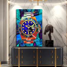 100 Pop Art Bedroom Amazoncom Canvas Wall Rolex Watches Pop Canvas HD