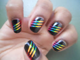 Picture 5 of 6 Cute Easy Nail Polish Ideas Gallery