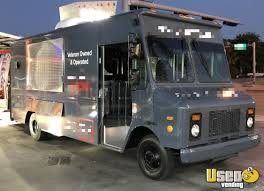 23' Chevy Food Truck | Mobile Kitchen For Sale In New Jersey
