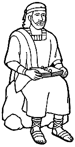 Jesus Coloring Pages On The 7th Disciple Was Tax Collector Matthew