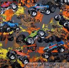 BonEful Fabric FQ Cotton Quilt Gray Wild Graffiti Monster TRUCK Tire ... Amazoncom Nickelodeon Blaze High Octane Fleece 62 X 90 Twin And The Monster Machines Give Me Speed Cotton Fabric Etsy Prints For Babies Blog Polar Trucks Olive Discount Designer Truck Fabric Panel Sew Pinterest Quilts El Toro Loco Tote Bag For Sale By Paul Ward Antipill John Deere Brown Plaid Patch 59 Wide Zoofleece Kids Blue Boys Pjs Winter Warm Pajama Snuggle Flannel Joann Cute Rascals Toddler Pullover 100